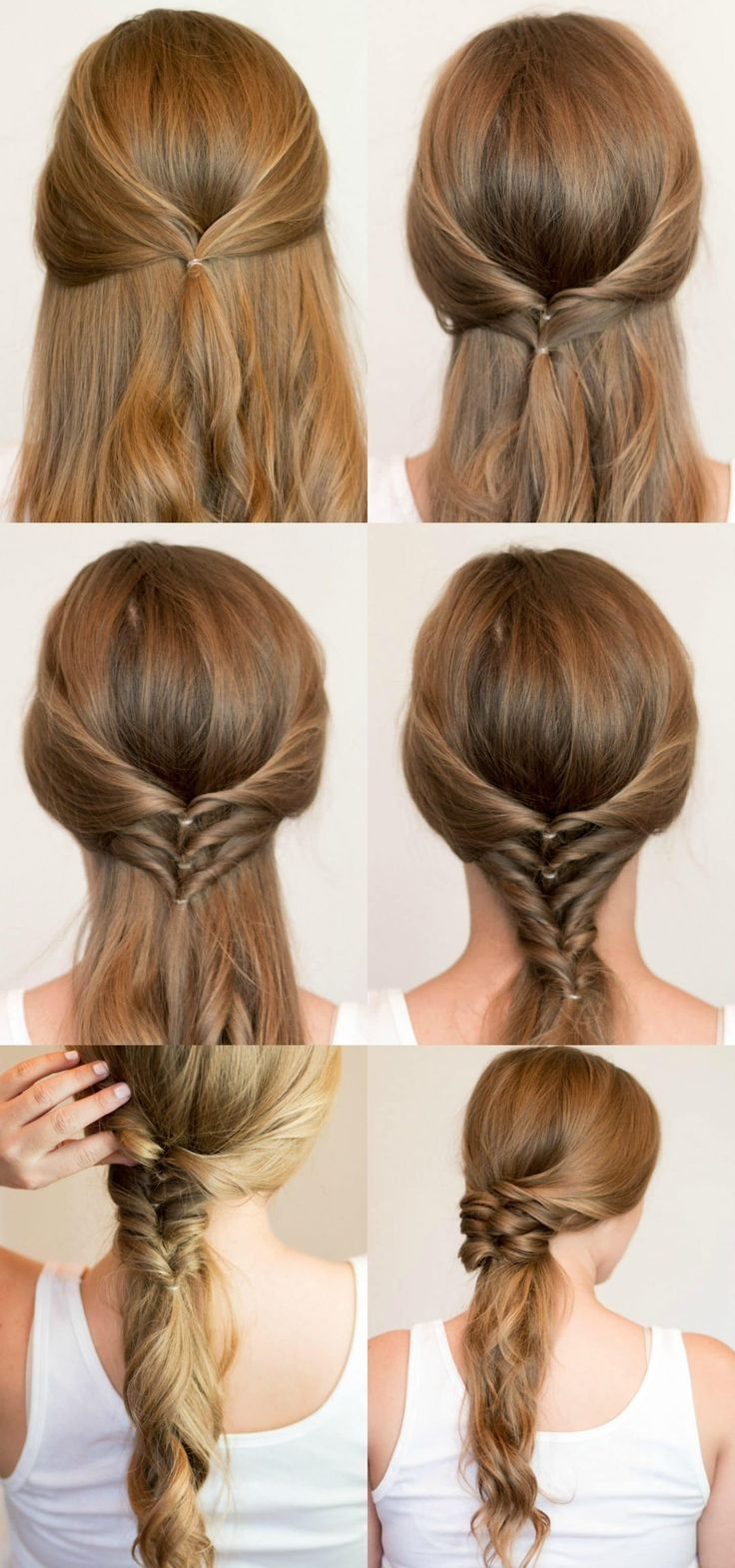 12 Sumptuous Side Easy Hairstyles Long Hair To Please Any Taste