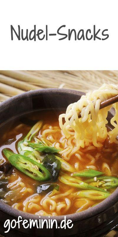 Pasta mal asiatisch: http://www.gofeminin.de/kochen-backen/ramen-rezepte-s1726509.html