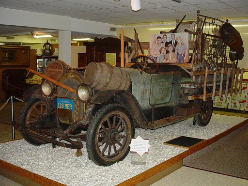 Branson Auto Museum closed for repair after tornado - Old ...