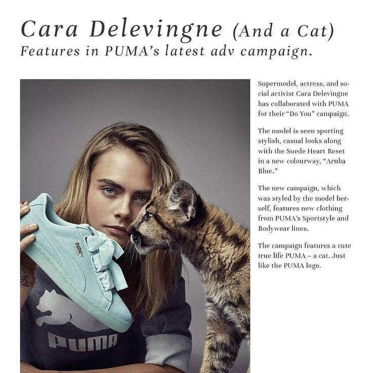 #fashion #magazine #cute #beautiful #beauty #girl #girls #design #glam #hair #heels #instagood #love #model #photooftheday #pretty #outfit #shopping #style #styles #stylish #tagsforlikes #swag #eyes #me #dress @puma @caradelevingne #puma #pet