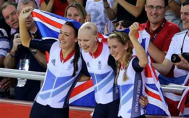 Team GB's sheer domination in the women's team pursuit defies conventional thinking