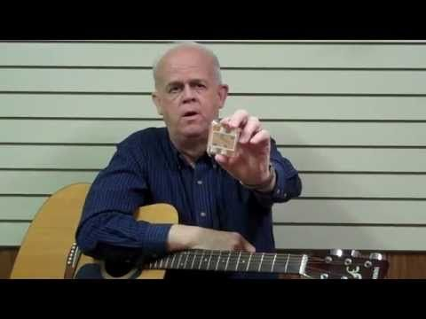 Learning Proper Finger Placement and Body Posture on Guitar - Acoustic Song Lessons - YouTube