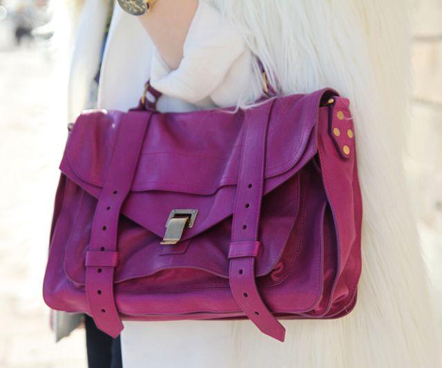 Proenza PS1 Shoulder Bag