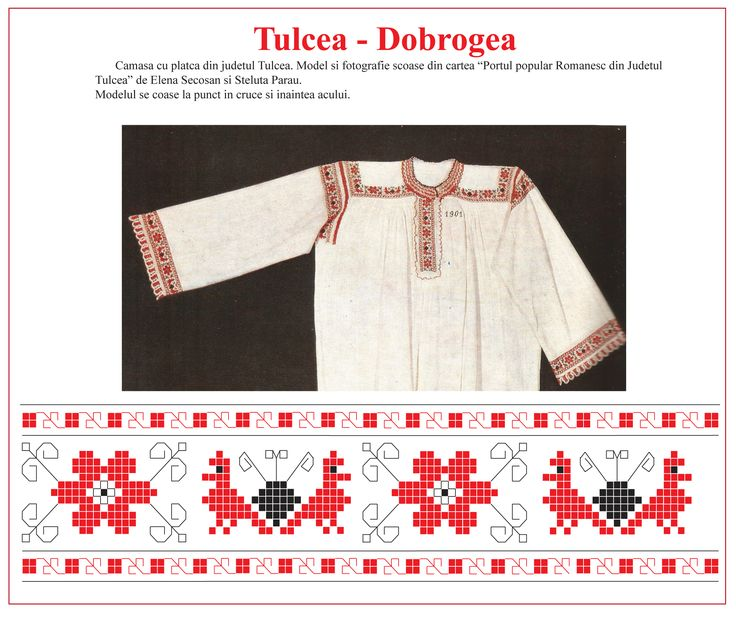 Camasa cu platca din Dobrogea, Tulcea. #dobrogea