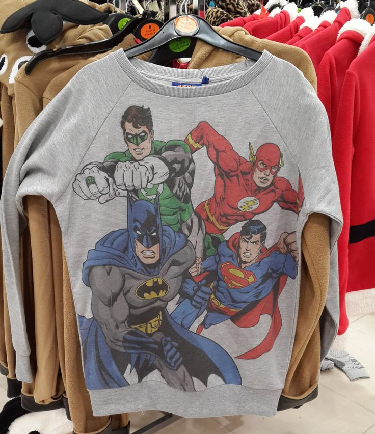 Justice League Top (Primark) | clothes | Pinterest | Tops and Justice league