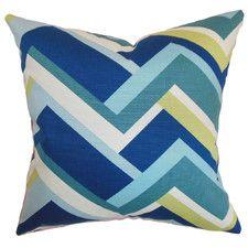 Mcleroy Cotton Throw Pillow