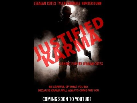 Justified Karma Chase And Fight Scene (First & Only Sneak Peak)