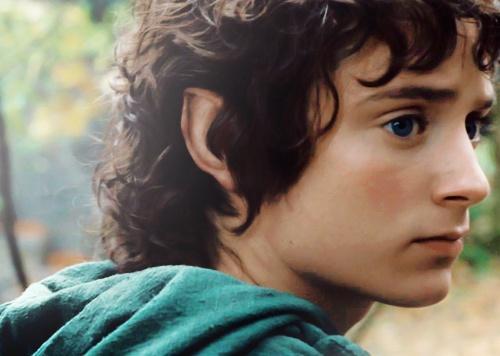 This beautiful hobbit love <3