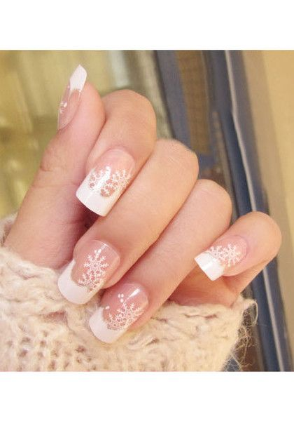 Snow #Nails