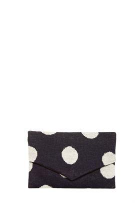 adorbs.Polka Dots, Spots Clutches, Coins, Dots Clutches, Toat Adorbs, Dots Pouch, Dots Envelopes, Accessories, Envelopes Clutches