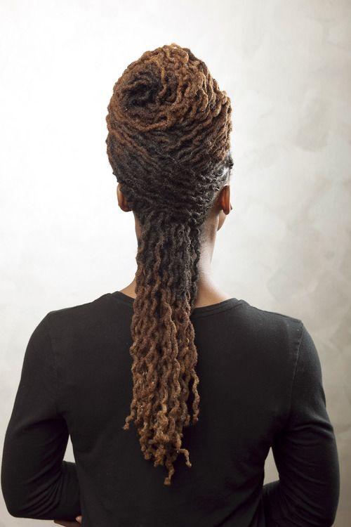 17 Best Images About Lots Of Locs Natural Hair Styles On