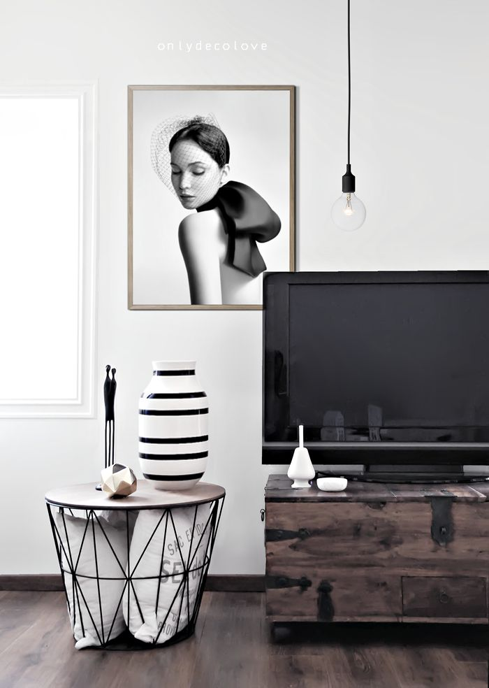 Only Deco Love: My Living room dressed in Kähler