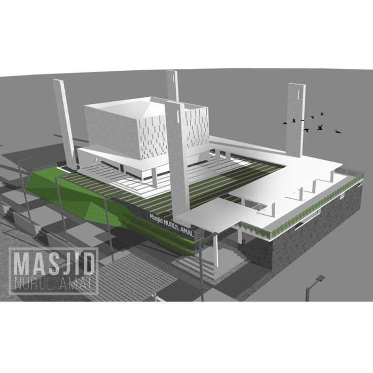 Nurul Amal Mosque | Architecture Competition | Muara Gembong Bekas | Indonesia