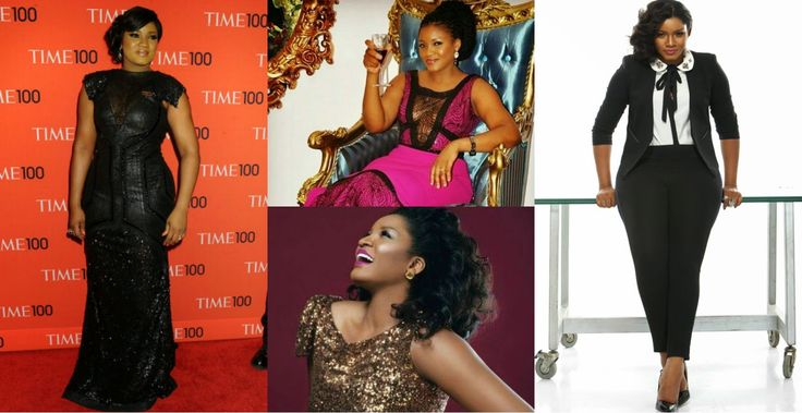 Omotola Jalade Ekeinde, The perfect combination of Beauty, Talent And Brains