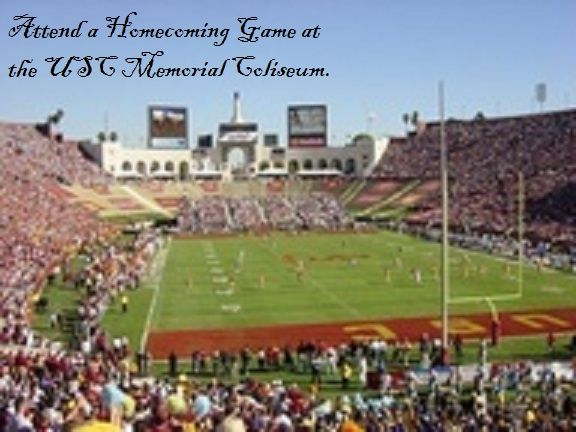 The first college game Don took me to was at the LA Memorial Coliseum in Los Angeles, CA. I was hooked!