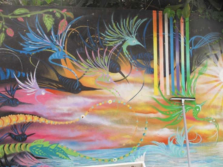 street art - Beco do Batman, Vila Madalena, São Paulo.
