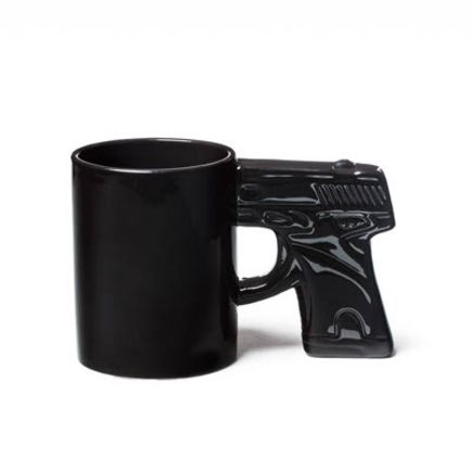 Tasse revolver
