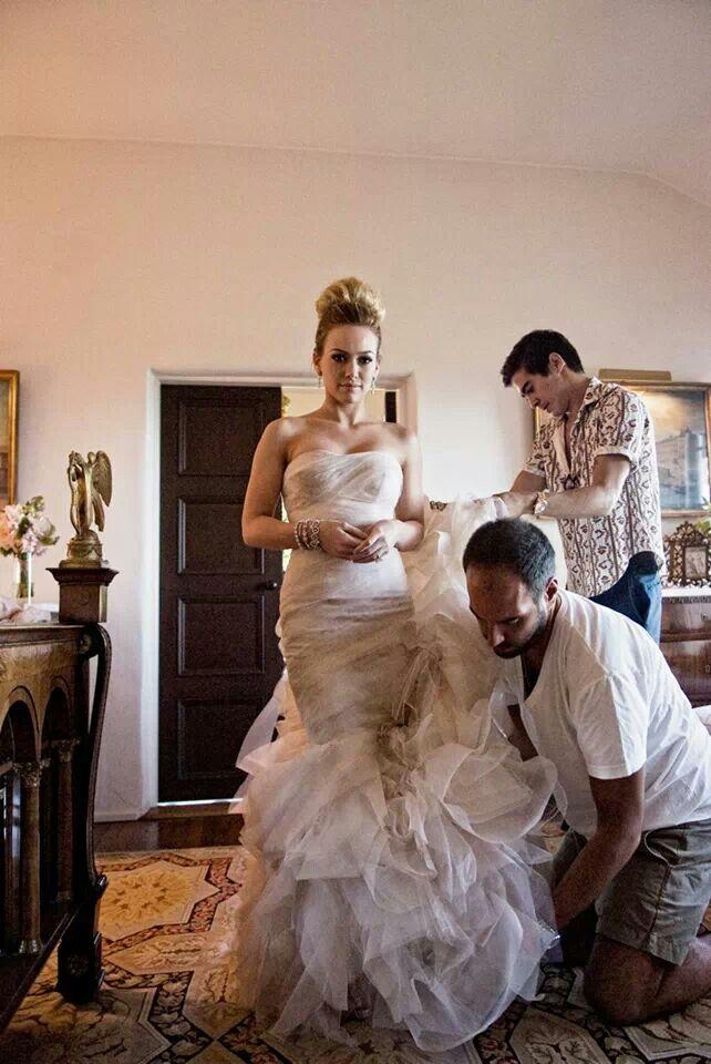 Best 25 Hillary Duff Wedding Ideas On Pinterest -8141