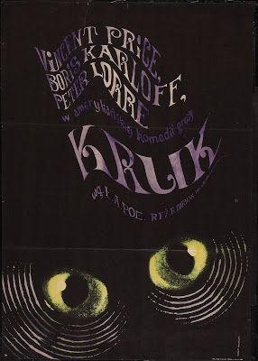 The Raven, 1963 Polish Title: Kruk Author: Jolanta Karczewska, 1966
