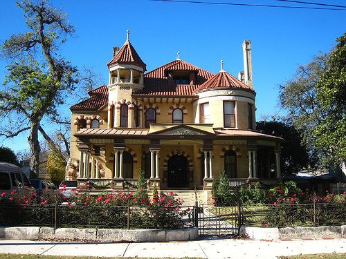 Home In San Antonio S King William Historic District