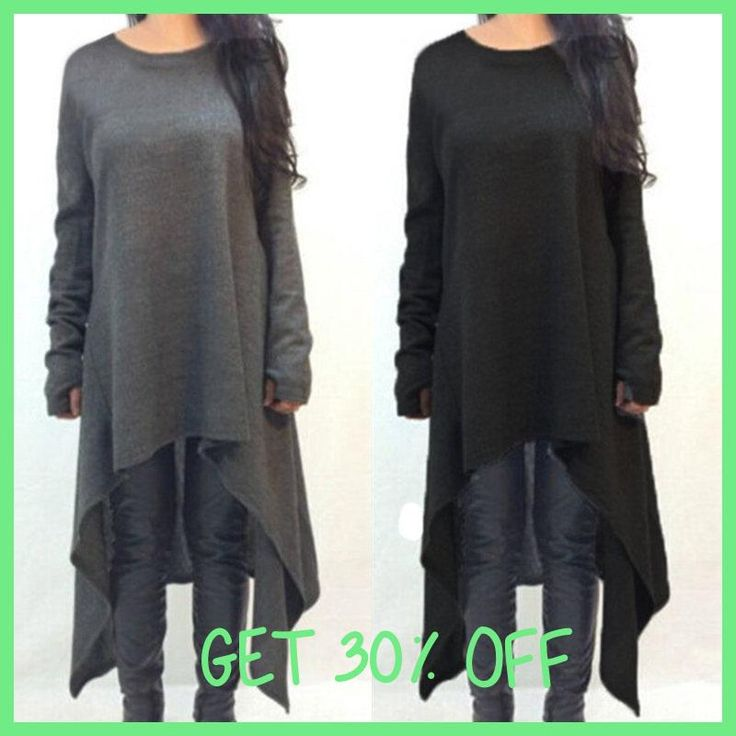 Winter Sweater Dress Vestidos 2017 Women Ladies Knitted Casual Long Sleeve O-neck Asymmetric Hem Mid-calf Dresses Plus Size 3XL