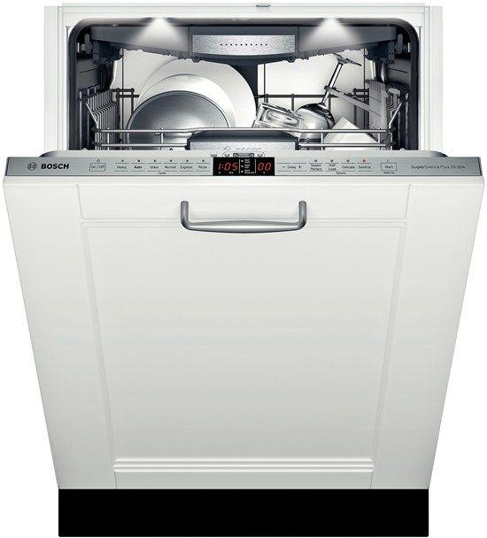 Products - Dishwashers - Shop Quietest Dishwashers - SHV9PT53UC