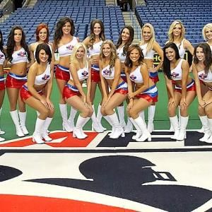 "AFL ""Dream Team"" Cheerleaders - More Sports - SI.com"