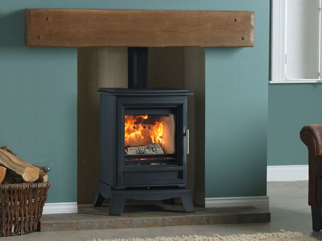 Wood burning stove heater. Learn how to maximise the efficiency of your indoor fire.