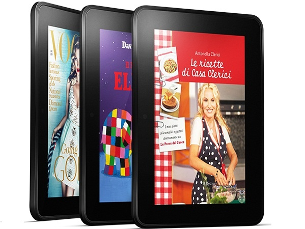 KINDLE FIRE ~ Reader's Bench