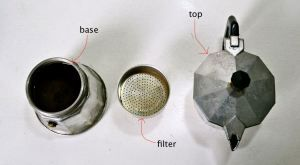 How to Make the Perfect Cup of Italian Coffee in a Moka Pot! by Italy Project 365