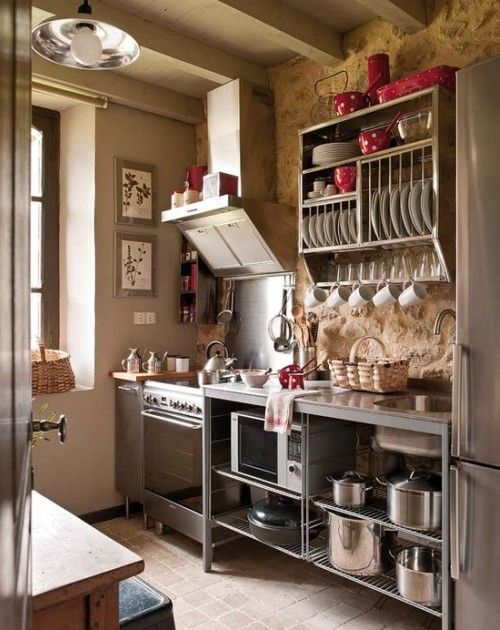 Small Rustic Kitchen 45 best cocina images on pinterest | kitchen, kitchen ideas and