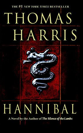 Hannibal Book Cover Picture
