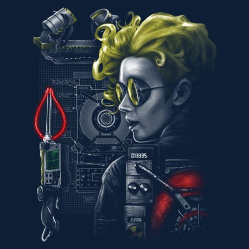 Kate McKinnon Ghostbusters T-Shirt