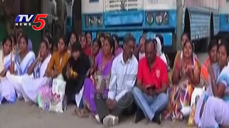 Asha Workers Calls Telangana State Wide Protest | Salary Hike Issue | TV...