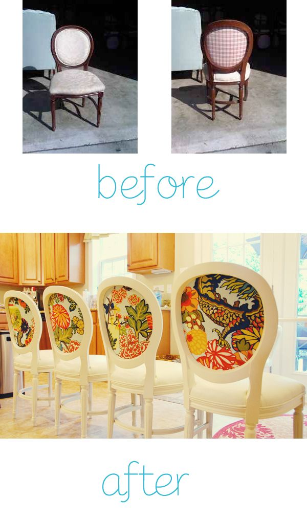 Diy Home Decor Ideas On A Budget 10 DY Projects That Inspired Me This Week Love Fabric For Dining Room Chairs