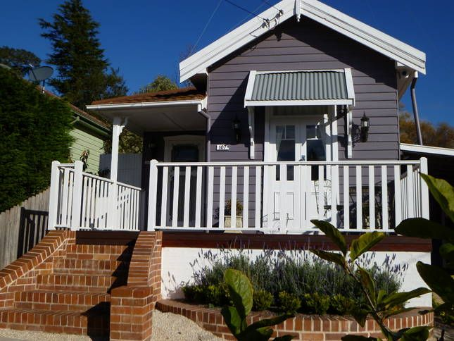 BLUE MOUNTAINS: La Petite Maison - Cottage in Leura, NSW (sleeps 4)