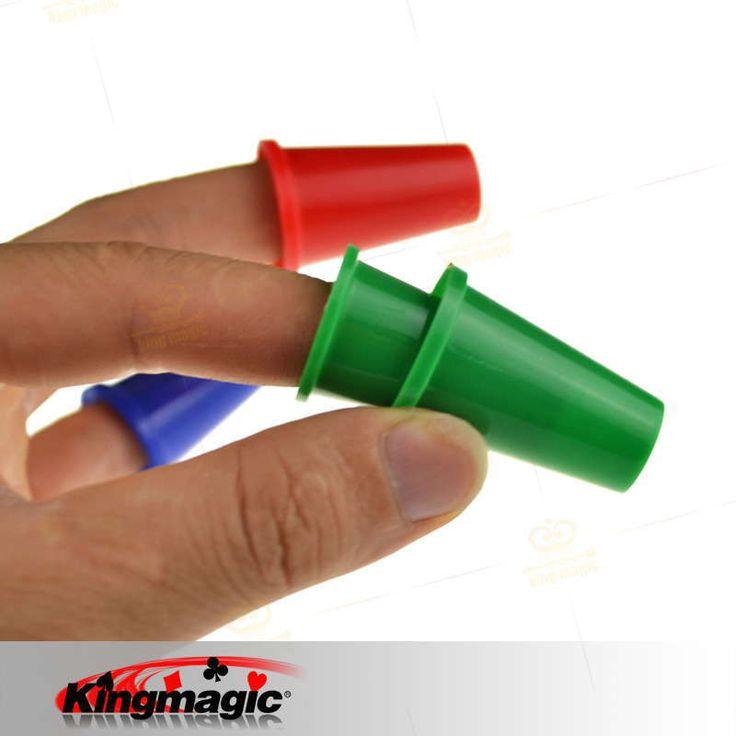 Kingmagic Double Thimble Magic Trick  Stage Magic Prop #Affiliate