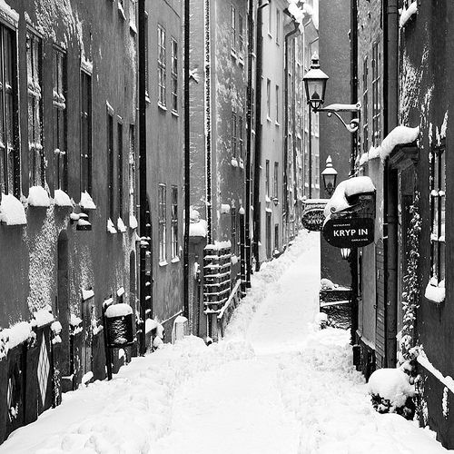 A Stockholm Winter Tale