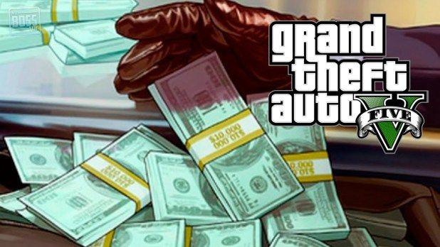 أداء استثنائي للعبة GTA 5 وهي المساهم الأول بعائدات ناشرها