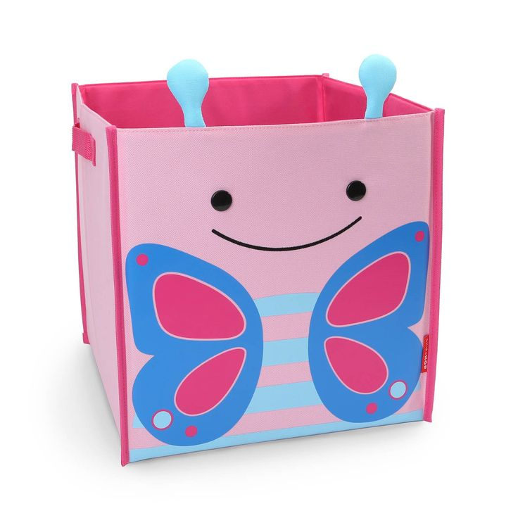 A Cute Storage Bin For Anywhere In The House Toys Books Nies