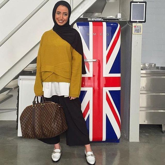 @leenalghouti @leenalghouti @leenalghouti #hijabfashion