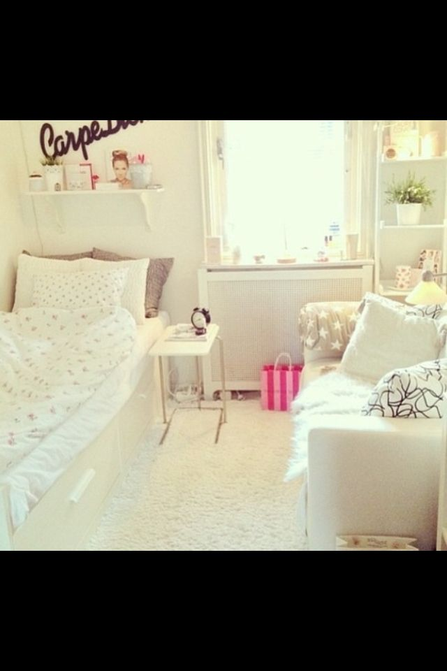 Normal teenage bedroom for Bedroom designs normal