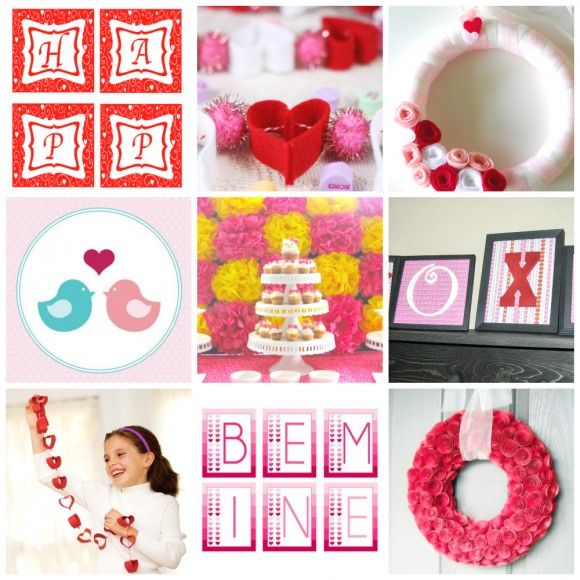 Valentine 39 s wall decorations valentine 39 s day classroom for B day decoration ideas