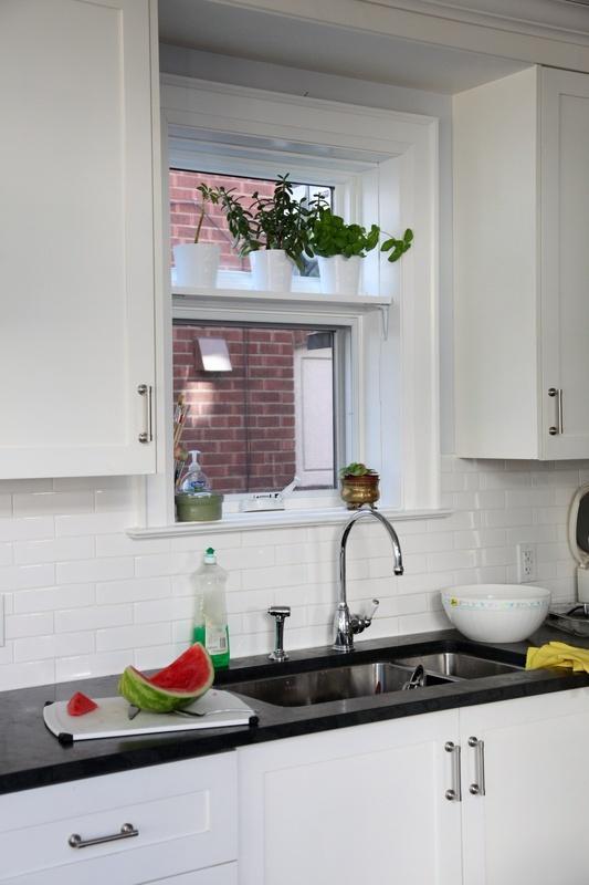 8footsix Kitchen Window Shelf Diy Kitchen Pinterest