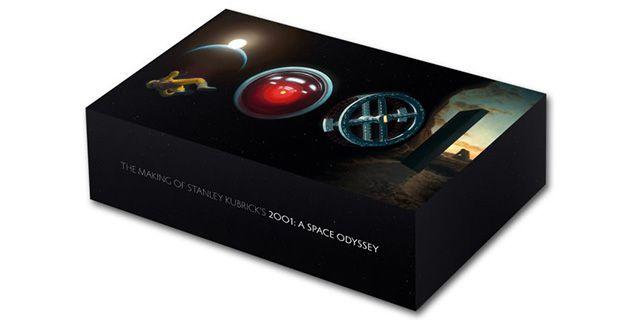 映画「2001年宇宙の旅」の公式メイキング本が発売されます
