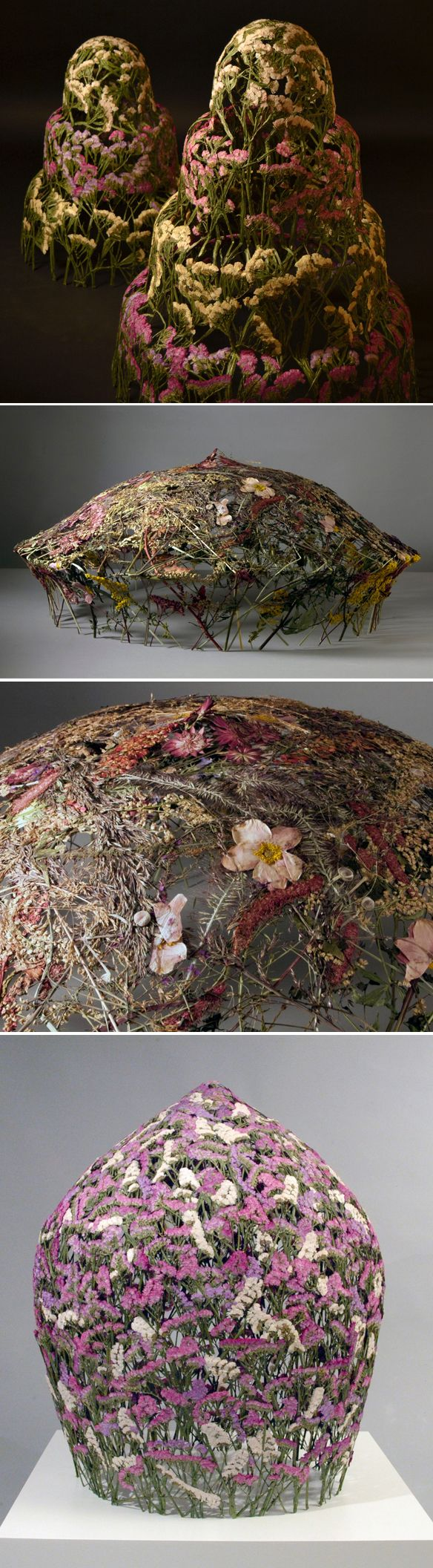 Ignacio Canales Aracil- Pressed Flowers See more at: www.covetlounge.net