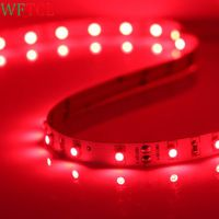 SMD3528 LED strip RGB 12 volt LED Tape Light Red, Green, Blue led band 5M guirlande led Factory wholesale price for LED projects
