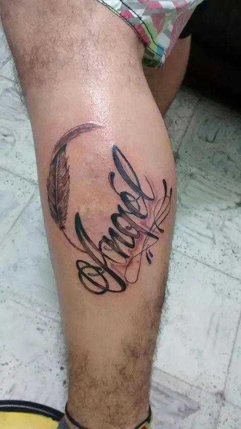 Tattoo ángel
