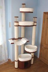 Трио-2 - домики для кошек. 2,3метра