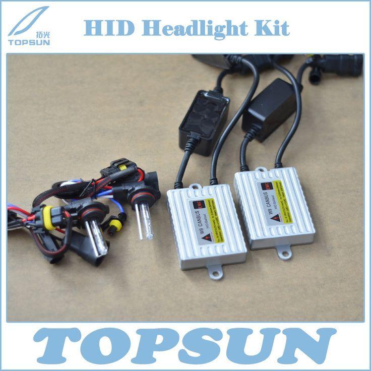 Nice Ford: 12V 35W 9012 (HIR2) HID Xenon Conversion Kits Includes CAN BUS Ballast and Bulbs...  Headlight Bulbs Check more at http://24car.top/2017/2017/04/26/ford-12v-35w-9012-hir2-hid-xenon-conversion-kits-includes-can-bus-ballast-and-bulbs-headlight-bulbs/